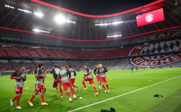 НА ЖИВО: Байерн Мюнхен - Атлетико Мадрид, съставите