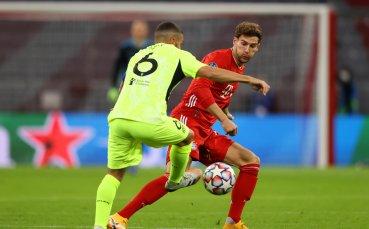 НА ЖИВО: Байерн Мюнхен - Атлетико Мадрид, 0:0