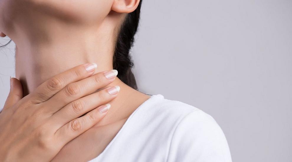 Откриха нови жлези в гърлото на хората