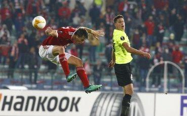В Румъния: ЦСКА не успя да се възстанови след тежката загуба от Клуж