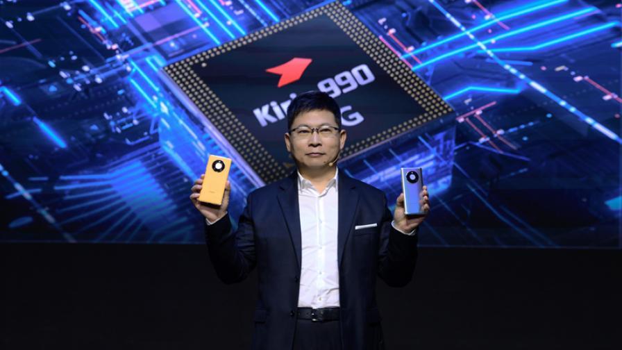 Huawei с конкурент на iPhone 12 за 1400 евро
