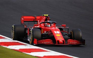 Ферари продължава с подобренията преди Гран при на Португалия