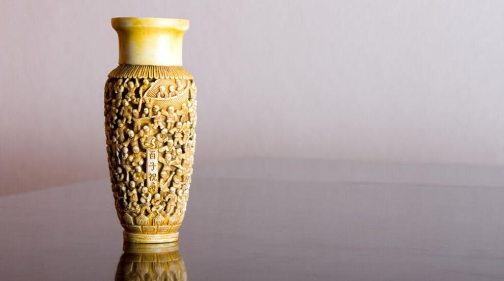Откриха открадната китайска ваза за над 3 млн. долара...