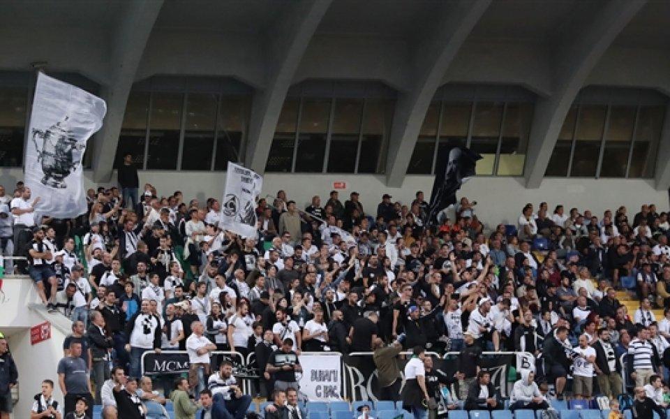 Цената на билетите за феновете на Славия от десетия кръг
