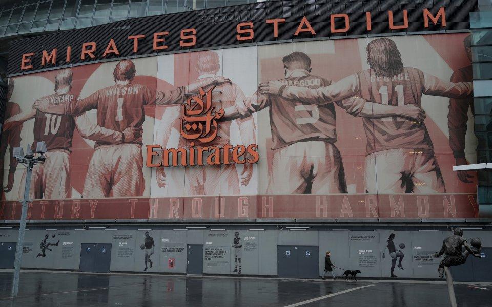 Отборите на Арсенал и Лестър се изправят един срещу друг