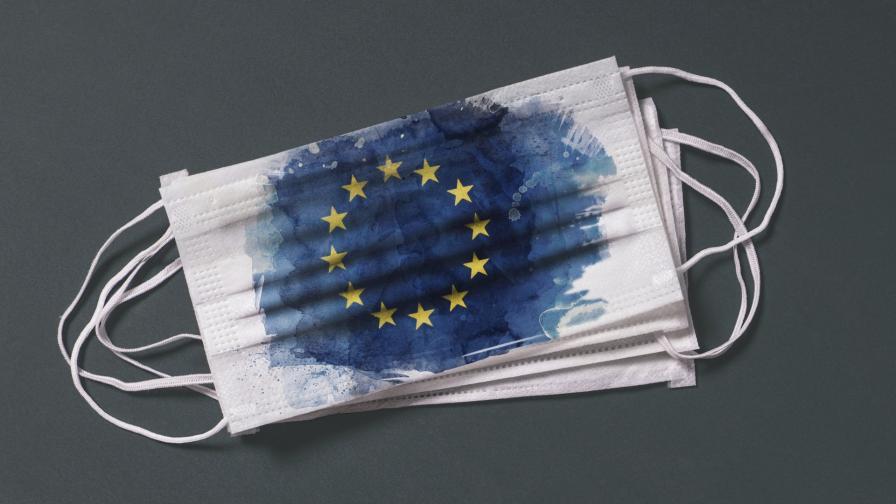 <p>СЗО: Има рязък скок на смъртните случаи в Европа</p>