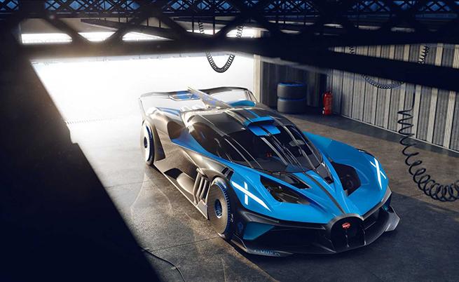 Разработен само за осем месеца, Bolide няма цена (все още). Това е така, защото Bugatti все още не е решил вкара абсолютния връх при двигателите с вътрешно горене в производство.