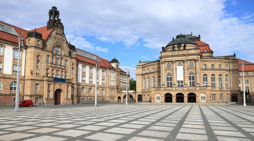 Германският град Кемниц e избран за Европейска...
