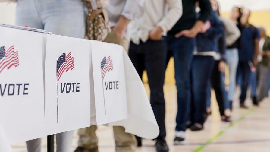 Избори по време на пандемия: Нов рекорд в САЩ, 90 000 заразени за ден