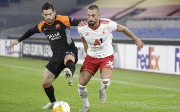 В Италия: Слаб Рома рискува да загуби срещу ЦСКА