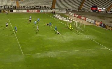 Локомотив Пд - Монтана 2:2 /първо полувреме/
