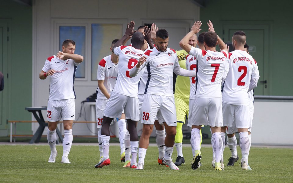 Редица клубове от efbet Лига скачат за подписа на звезда на разпадащия се Кариана