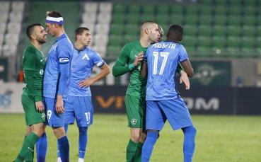 От Левски: Нашият футболист ще понесе сурова санкция