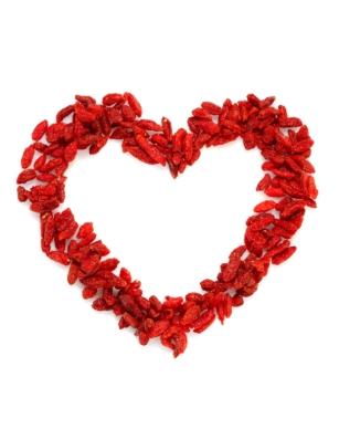 Годжи бери укрепва сърцето