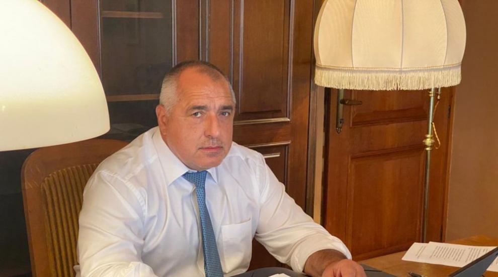 """Борисов с изповед за личния си живот пред """"Франкфуртер Алгемайне Цайтунг"""""""