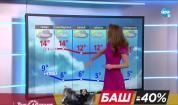 Прогноза за времето (03.11.2020 - централна емисия)