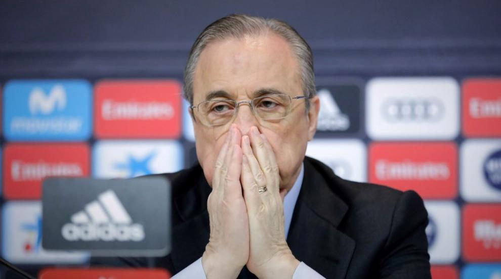 """Вирусът """"изяде"""" ¼ от богатството на шефа на Реал..."""