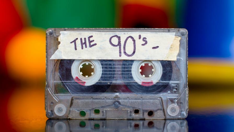 Любими групи от 90-те, които всички слушаха