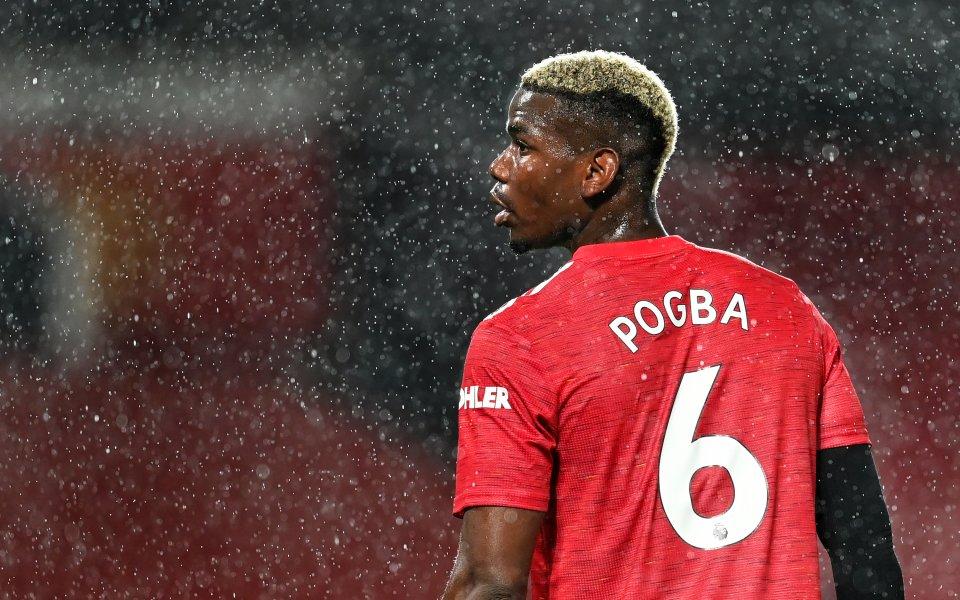 Контузия извади Погба от състава на Юнайтед