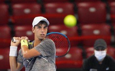 Андреев се класира за полуфиналите в Мадрид