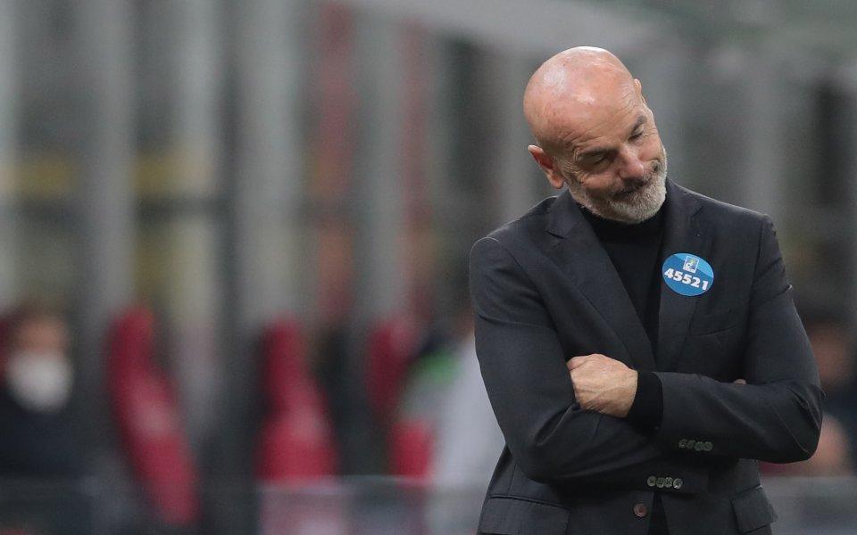Треньорът на Милан е с COVID-19