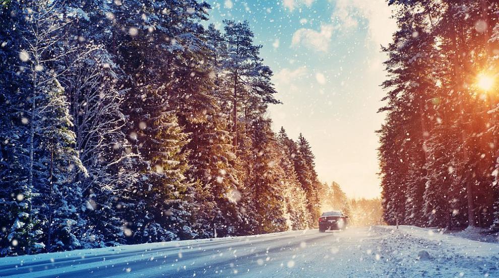 Сняг за Коледа: От 17 до -12 градуса през декември