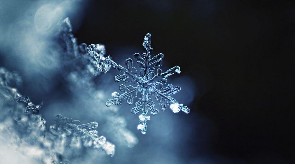 Дъждът ще преминава в сняг в първия ден на зимата