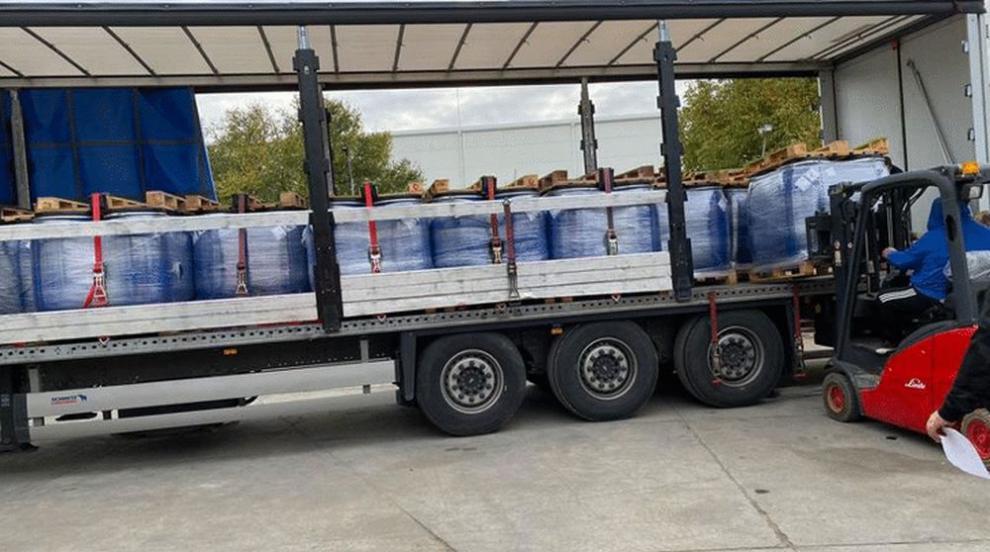 Над 22 тона стари пестициди са изнесени от Медковец за...