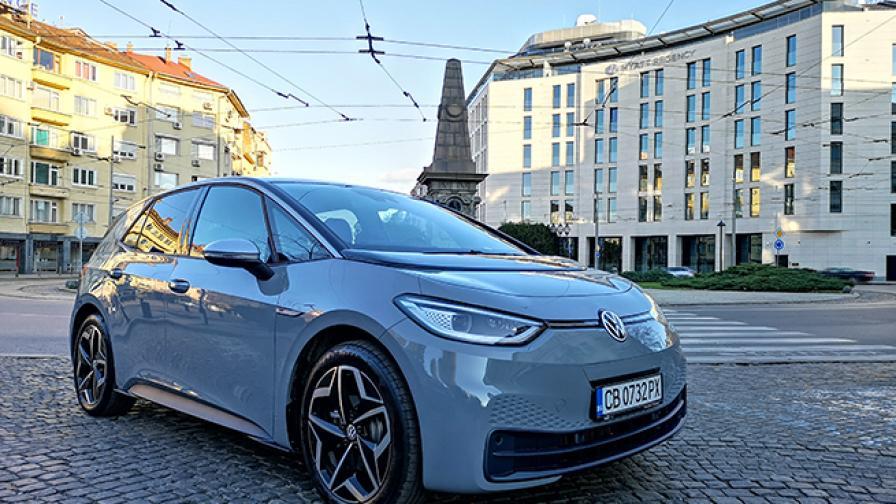 """Херберт Диес: """"Ако трябва да погледнем в нашето бъдеще и какво трябва да представлява автомобилът, той трябва да стане електрически и да се превърне в интернет устройство."""""""