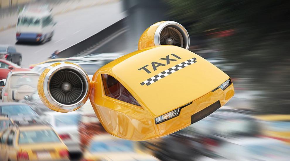 Париж пуска летящи таксита догодина