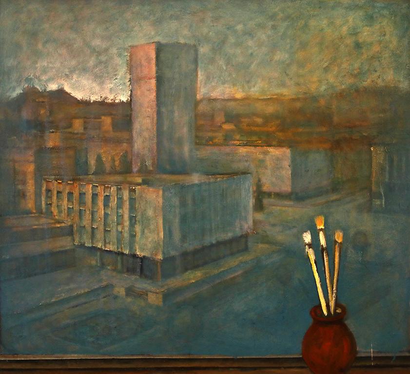 <p>С ретроспективна изложба живопис на Петко Чурчулиев, чието име носи и художествената галерия в Димитровград, галерия &bdquo;Средец&ldquo; на Министерството на културата посреща публиката си до 27 ноември включително.</p>