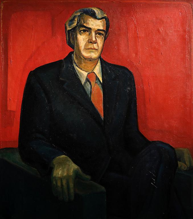 <p>Негови картини притежават галериите в Димитровград, Хасково, Видин, Преслав, Добрич, Раднево, частната колекция на Питер Лудвиг в Аахен, Германия, както и частни лица.</p>