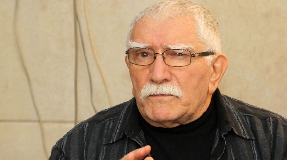 Почина големият актьор Армен Джигарханян