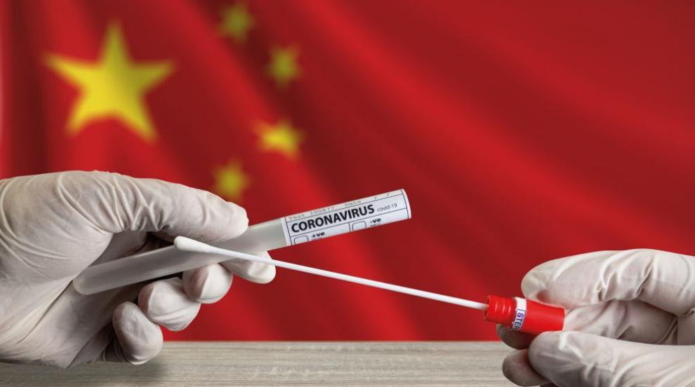 CNN: Китай е крил данни за избухването и мащаба на...
