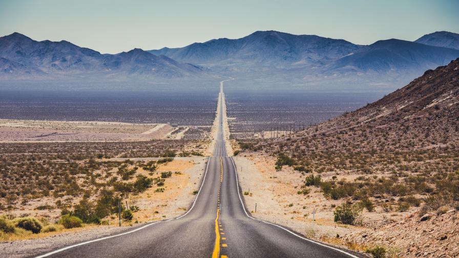 Долината на смъртта, САЩ