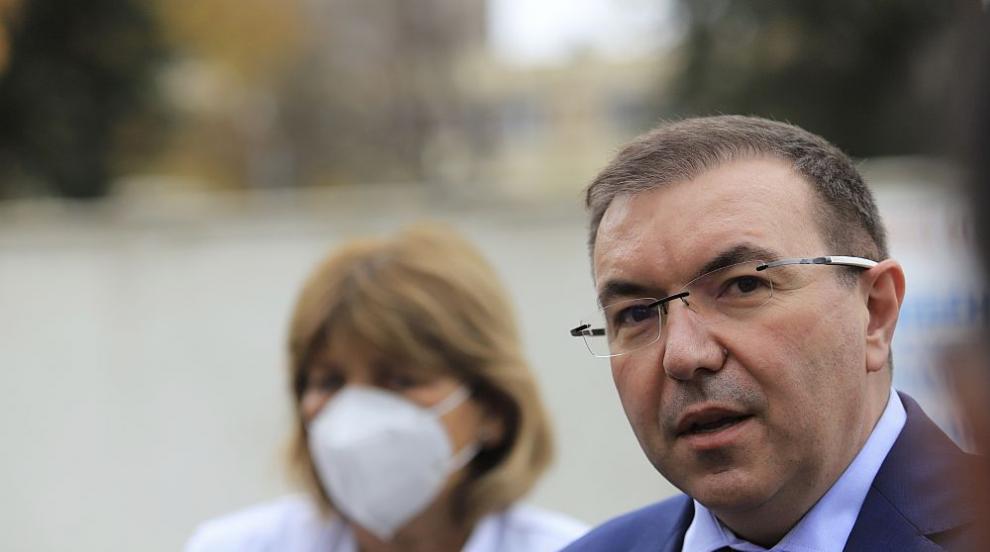 Здравният министър за проф.Чирков: Отиде си...