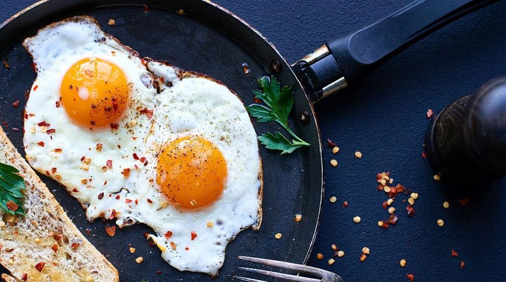 Прекалената консумация на яйца застрашава с диабет