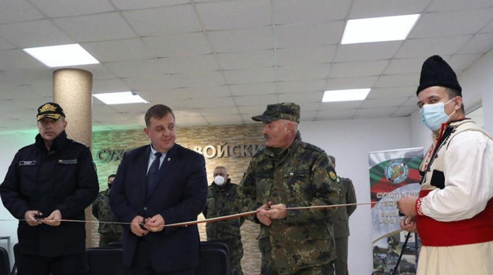 Каракачанов откри Център за учения и тренировки на...