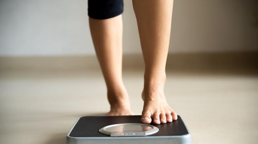 Битка с килограмите: Студентка свали 50 кг без диета и...