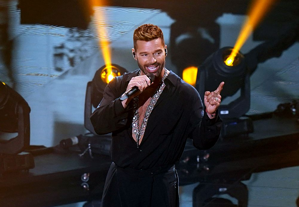 Връчване на наградите Грами за латино музика