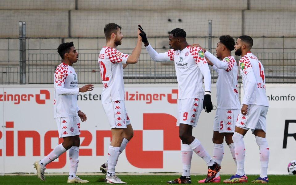 Опашкарят в Германия избухна с първа победа през сезона