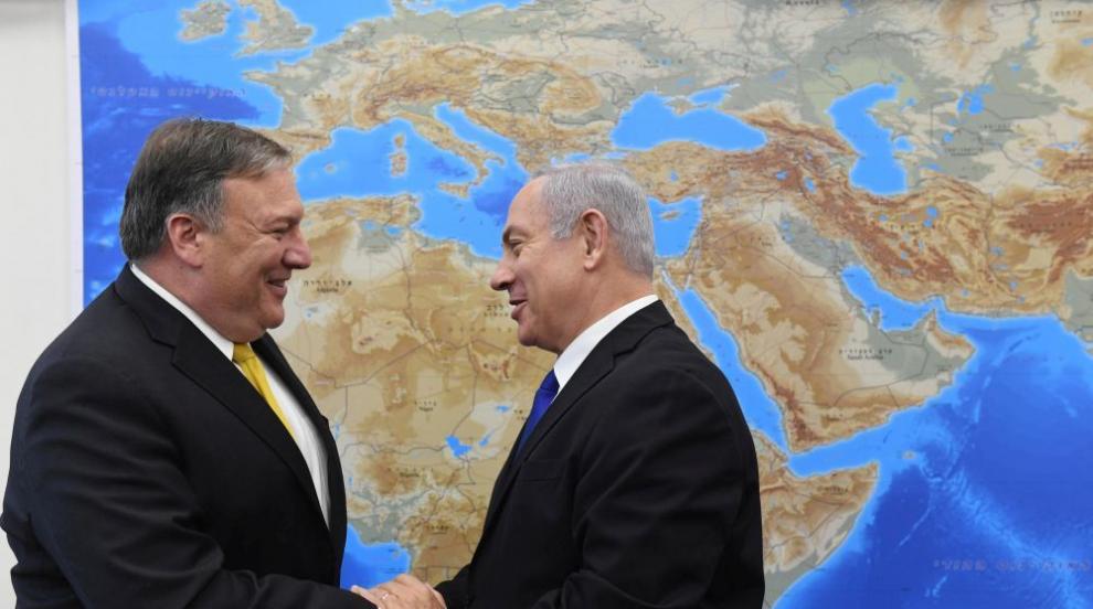 Сензационно: Израелският премиер тайно в Саудитска...