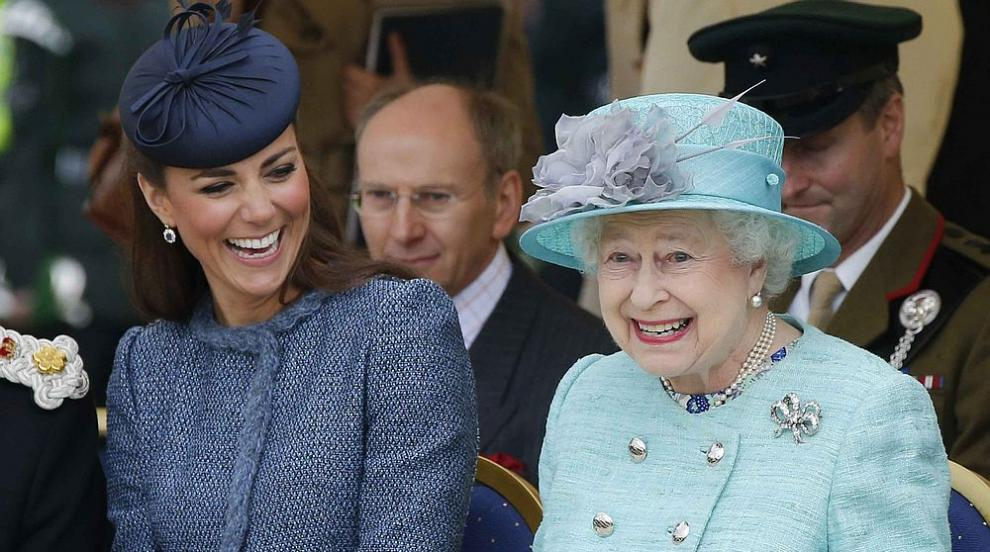 Засаждат дървета по случай 70-годишнината на кралица Елизабет Втора на трона