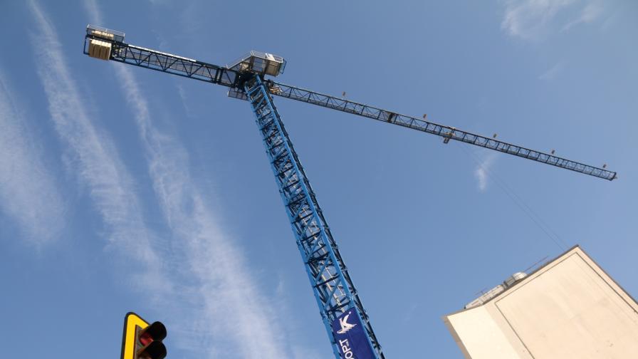 Инцидент на строеж в София, човек загина...