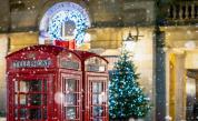 Великобритания разхлабва COVID-мерките за Коледа