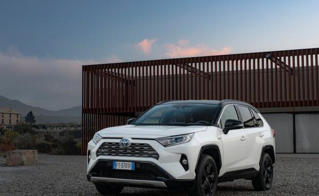 Toyota RAV4 Hybrid 2019