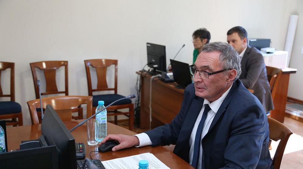 Почина прокурорът от ВСС Евгени Диков