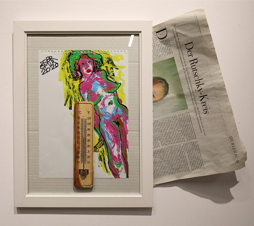 <p>Другият &ndash; художествен фанатик, чието остро усещане за ефекта на изкуството го кара да работи с качествената лекота, която може да гази.</p>