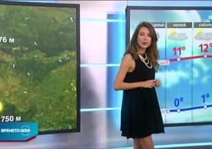 Прогноза за времето (25.11.2020 - централна емисия)