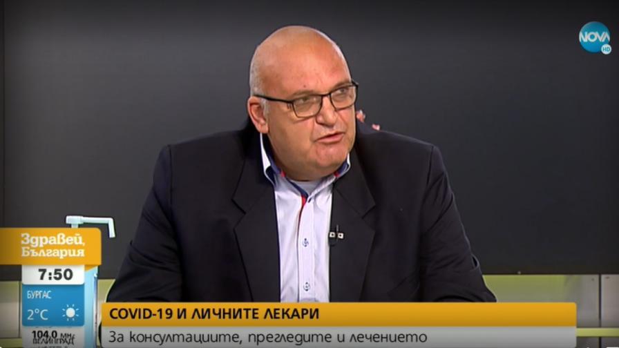 Доктор Николай Брънзалов
